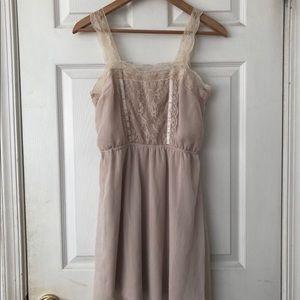 Last Call Vintage lace dress